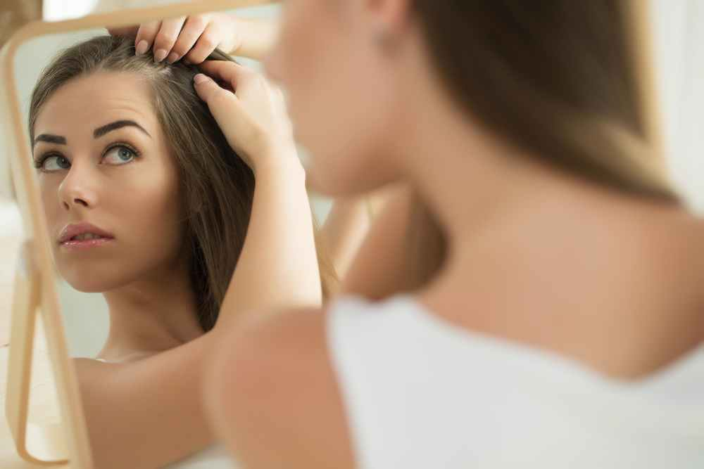 Hair Loss in women Causes and treatment