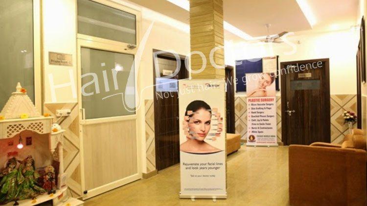 Hair Transplant in Agra