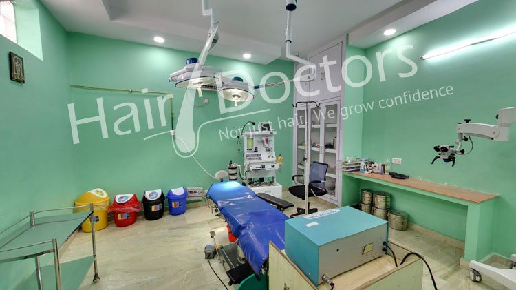 Hair Transplant in Agra