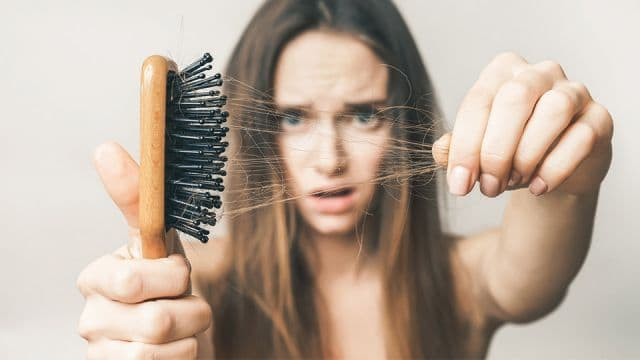 Hair Loss Patient