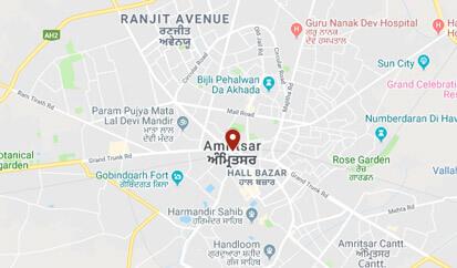 Hair Tranplant clinic in Amritsar