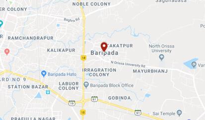 Hair Tranplant clinic in Baripada